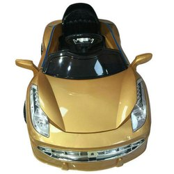 Plastic Battery Operated Ride On Car