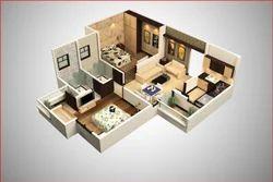 2BHK Flats Construction Services