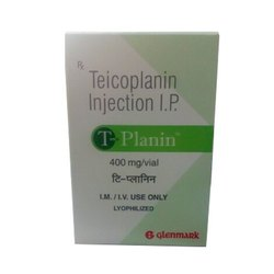 Teicoplanin 400mg Injection