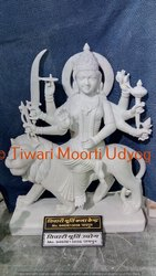 Marble Ambey Mata Statue
