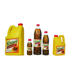 Mustard Oil HDPE Jar