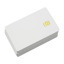 Rectangular Smart Card
