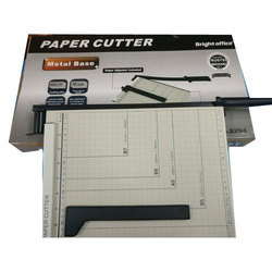 Metal A/4.Paper Cutter, For Used For A4 Size Paper Cutting