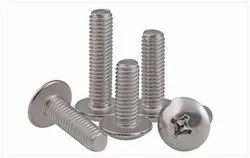SS Mashroom Head Screw