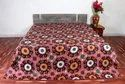 Suzani Kantha Bedcover / Quilt