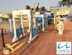 Chirag Multi Design Hollow Brick Machine