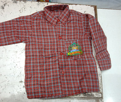 Gray School Uniform Pant