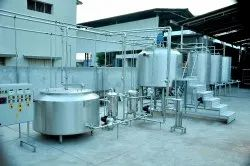 Natural Fruit Juice Processing Plant
