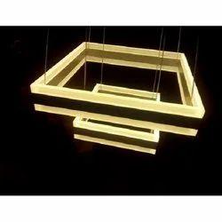 Acepar Cube Hanging Lamp