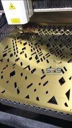 Stainless Steel Laser Cut Screen
