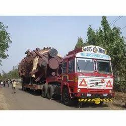 2-8 Days Low Bed Trailer Transportation Service, Pune