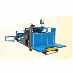 Semi-automatic Folder Gluer Machine