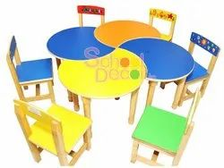 Play School Chair and Table
