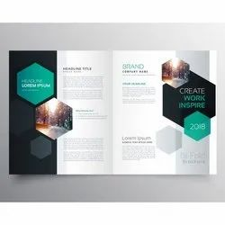 Paper Brochure Printing Services, in Local