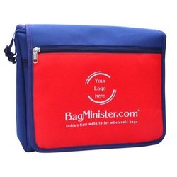 Bagminister Adjustable Printed Polyester Side Bag