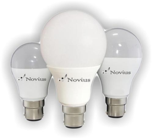 DC Luminaries - 5W 12V DC LED Bulb Manufacturer from Pune