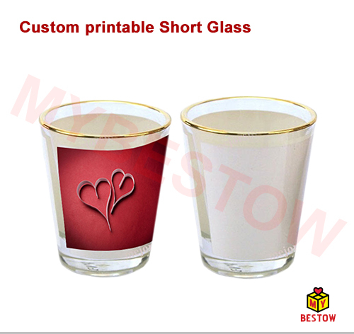 image regarding Printable Glassware referred to as Wine Shot Gl
