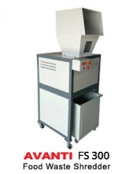 Food Waste Shredder -Antiva FS 300