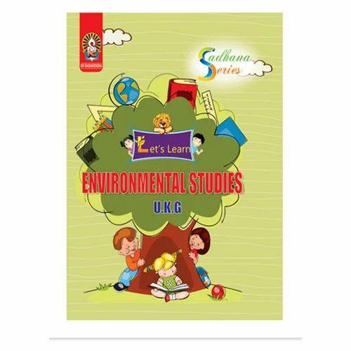 Environmental Studies Ukg Book