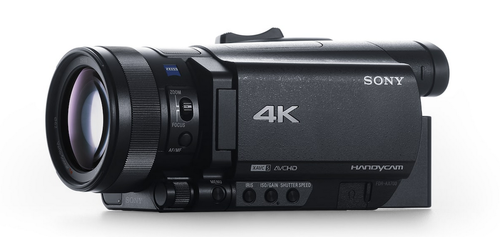 Sony Fdr Ax700 4k Hdr Camcorder