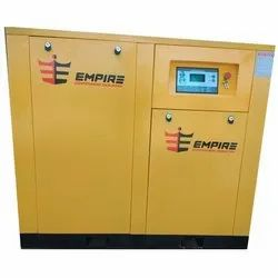 Lubricated and Nonlubricated Water Cooled Air Compressor