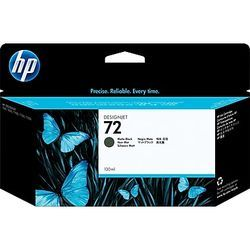 HP 72 130-ml Matte Black DesignJet Ink Cartridge (C9403A)