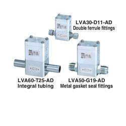 SMC Air Operated Chemical Liquid Valve/Organic Solvents Available LVA