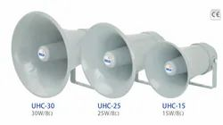 UHC-15 Low Impedance PA Horn Speakers