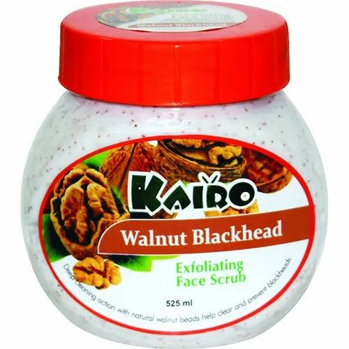 Walnut Blackhead Scrub