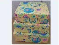 Square Shaped Gift Box