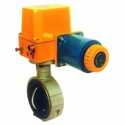 QT-5 Single Phase Quarter Turn Electrical Actuator
