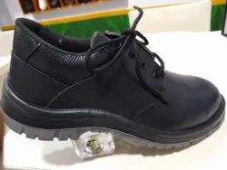 Genuine Leather Safety Shoe