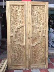 Hard Wood Door
