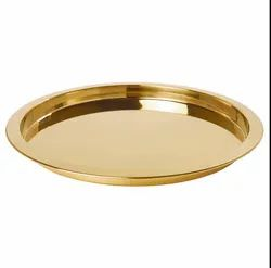 Metal Premium Tray for Serving and Decor