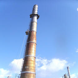 Long Height Industrial Chimney