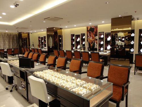 Jewellery Showroom Design S Interiors Inex