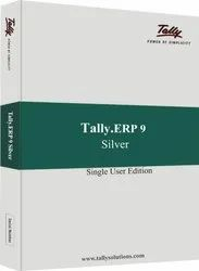 TALLY ERP 9 Tally ERP9 (Silver) Single User, For Accounting Software, Application/Usage: Windows