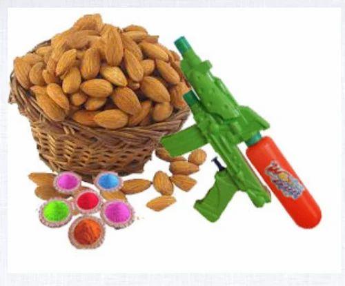 Almond Holi Gift
