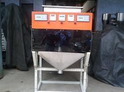 Weighing Base Granules Filling Machine