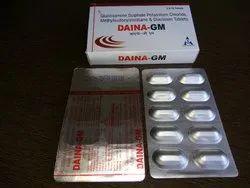 Diacerin &Glucosamine &Msm Tablets