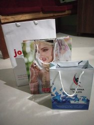 Paper Printed Carry Bags, For Grocery