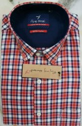 Men Check Shirt