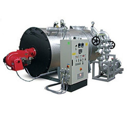 Diesel Fired Thermic Fluid Heater