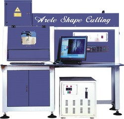 Arete Shape Cutting Machine