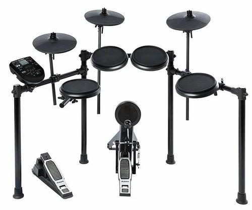 Alesis Nitro Electronic Drum Set, Electric Drum, Electronic Drum Pad, Digital  Drum Pad, इलेक्ट्रॉनिक ड्रम - Sabari Musicals, Chennai | ID: 19050153273