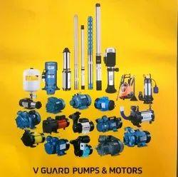 V-Guard brand Pumps & Motors