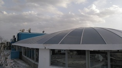 Polycarbonate Dome Multiwall Sheet