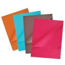 Cotton Plain Colored Tissue Paper