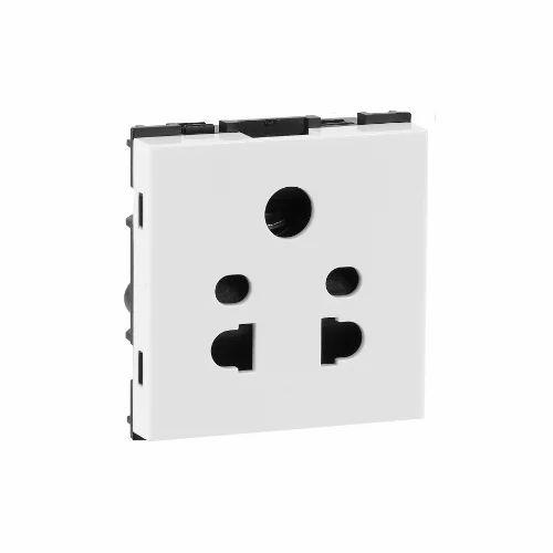 Havells 5 Pin Shuttered Socket
