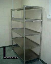 S S Plate Rack